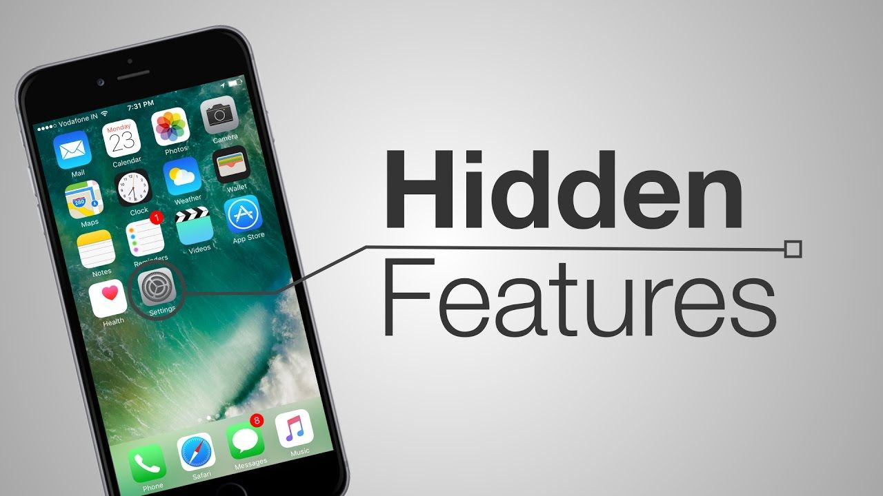 how to find hidden apps on ipad