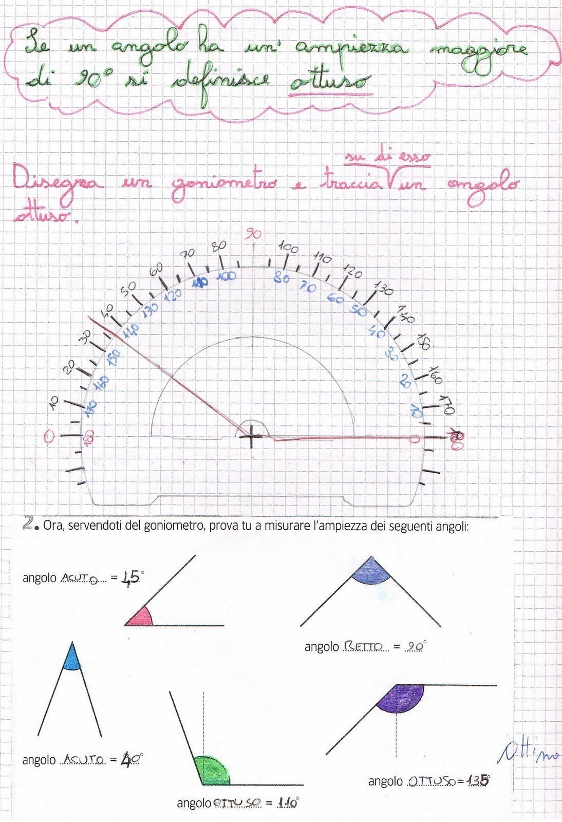 CLASSE A COLORI: matematica | Schede Didattiche | Pinterest ...