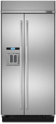 Jenn Air Js48ppdude 11 099 00 In 2021 Built In Refrigerator Side By Side Refrigerator Refrigerator Reviews