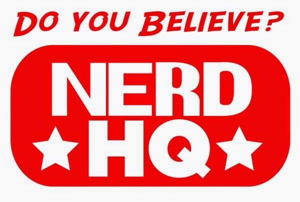 The Nerdy Girlie: I Want My Nerd HQ 2014: FAQs