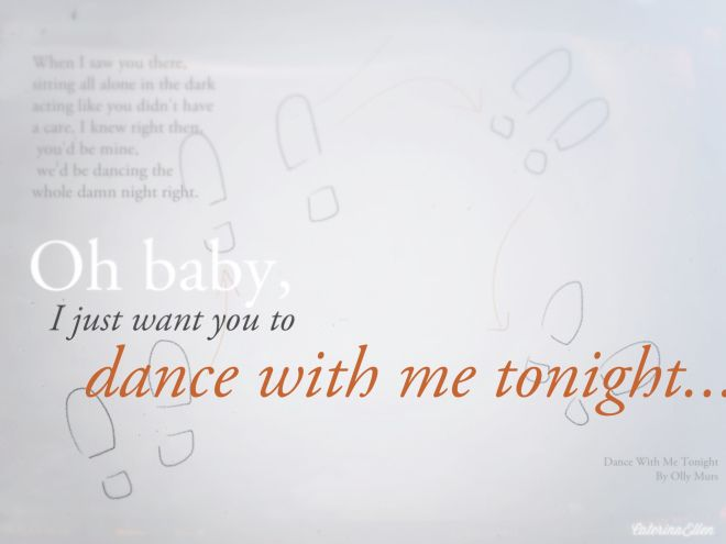 i want you to dance with me lyrics