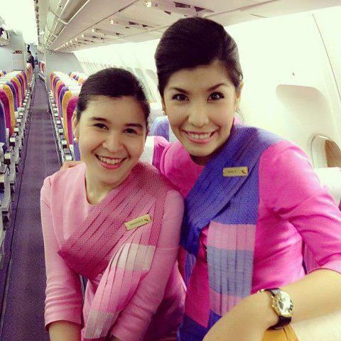 Beautiful Thai Airways Cabin crew Thai Airways Cabin crew - air jamaica flight attendant sample resume