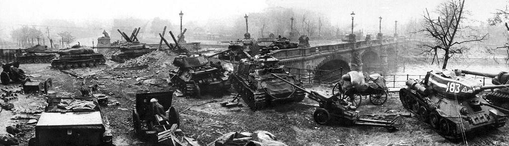 Moltke Bridge.   Battle of passchendaele, World war one, World war ii