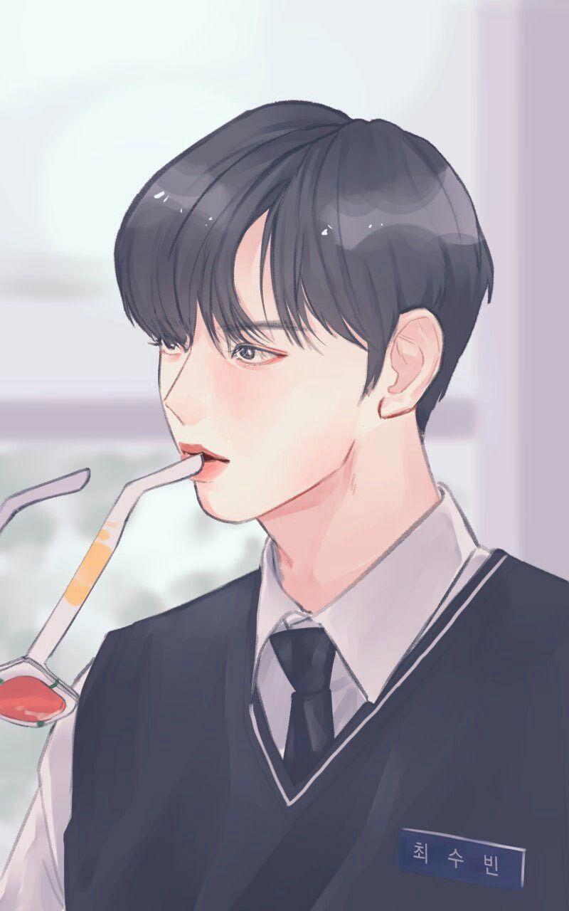Aesthetic Korean Anime Wallpaper Anime Anime Wallpaper Fan Art