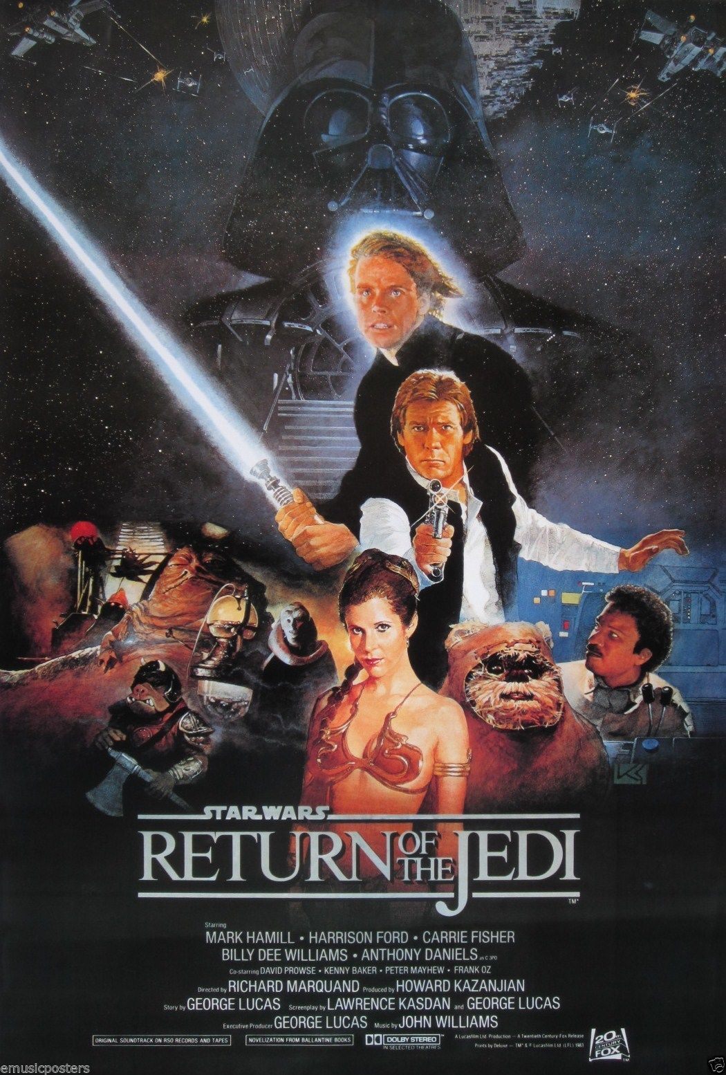 Returning to Jedi
