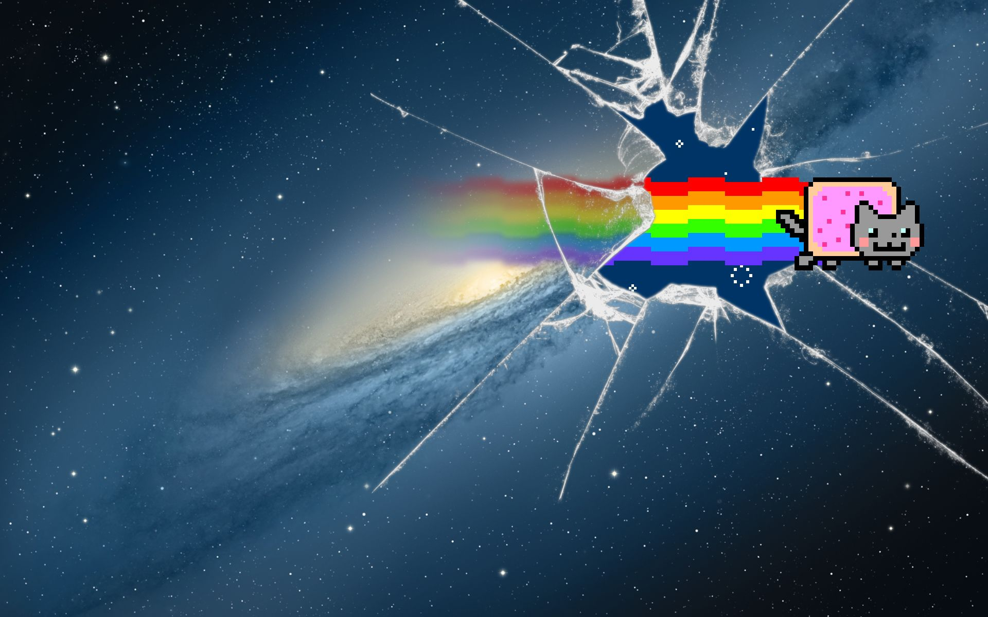 Rainbow Cat Wallpapers