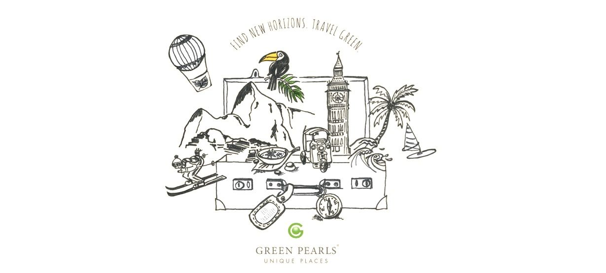 Küchenpläne green pearls unique places philosophy sustainable development