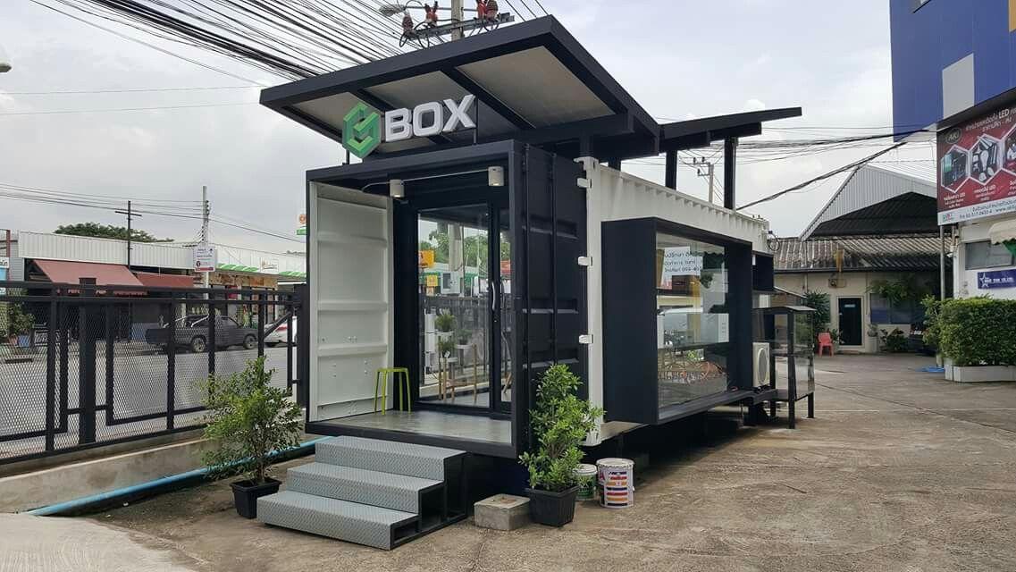 pin von jean k auf arquitectura pinterest container h user container und architektur. Black Bedroom Furniture Sets. Home Design Ideas