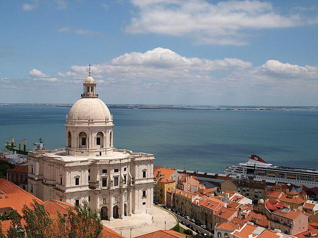 National Pantheon Lisbon Portugal Travel Trip