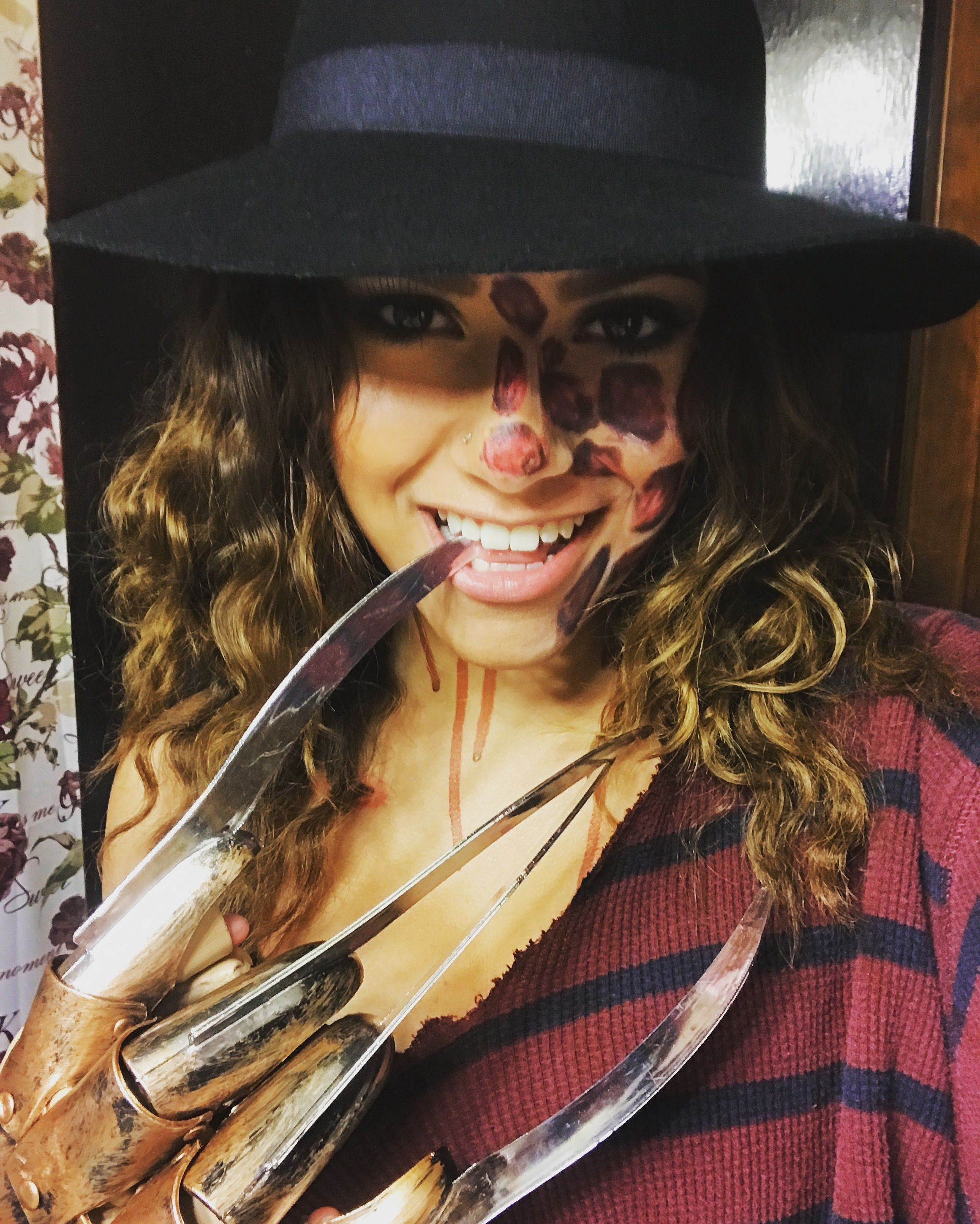 Freddy Krueger Halloween costume | DIY ♥유 | Pinterest | Freddy ...