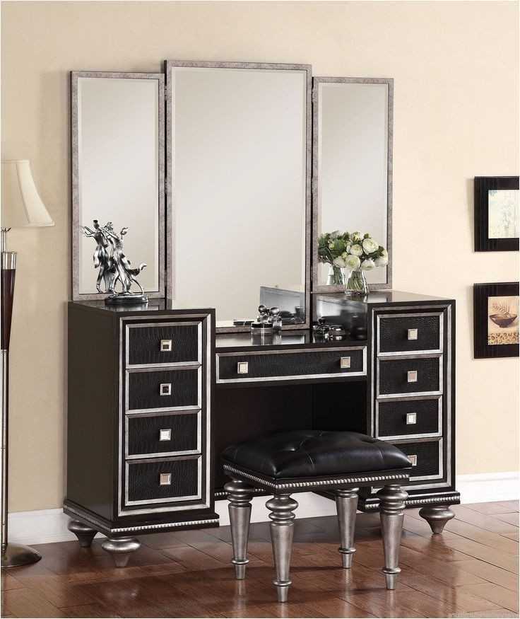 Awesome Bedroom Vanity Sets with Drawers You Need to Realize