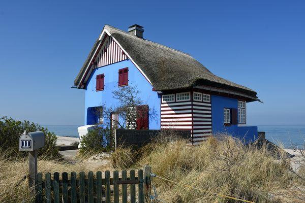 Das blaue Haus an der Ostsee Style at home, Fehmarn