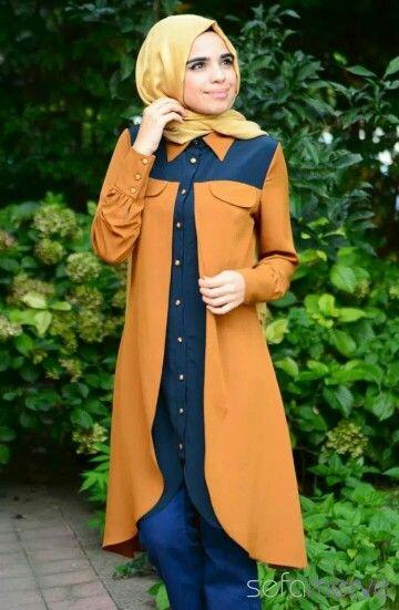 Sefamerve Tunik Kadin Giyim Moda Elbiseler