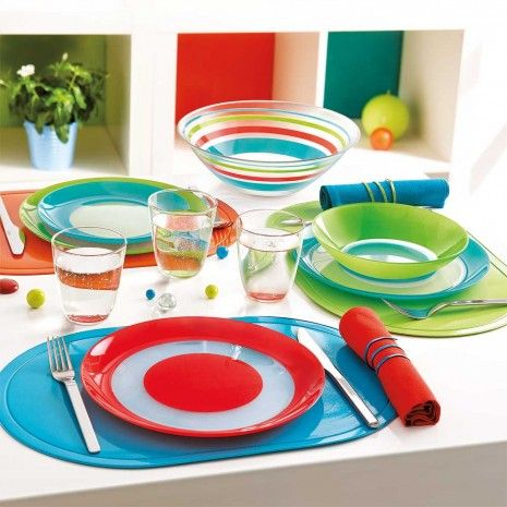 simply colors dinnerware collection by luminarc casual dinnerware tabletop