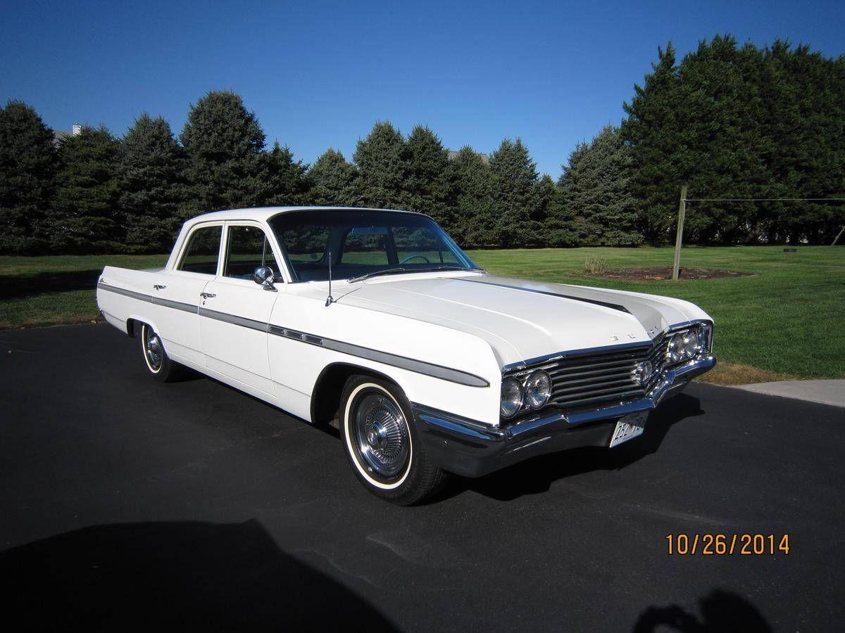 1964 Buick Lesabre 4 Dr Sedan For Sale 1801576 Buick Lesabre Buick Sedan