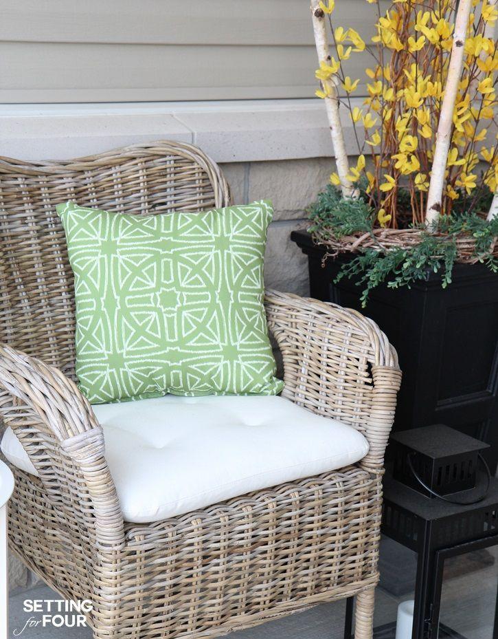 How to Make Outdoor Waterproof Cushions DIY Hack Diy