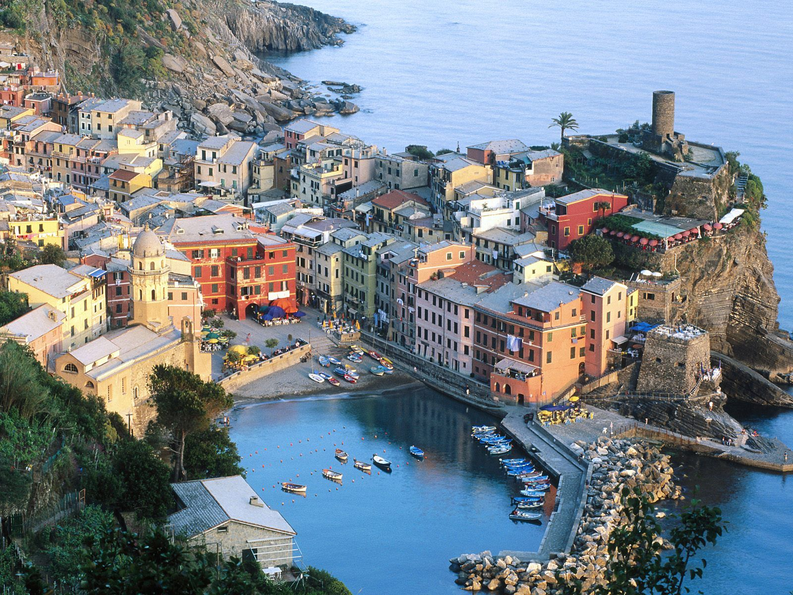 Cinque Terre- Italy's version of the French Riviera