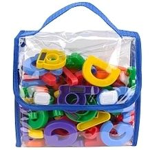 "72 Piece Magnetic Letters in Tote Bag from Toys ""R"" Us Canada $5.97 (40% Off) -"