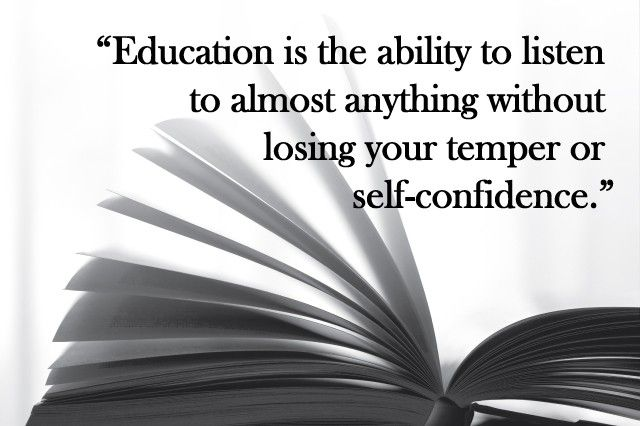 Educación es...