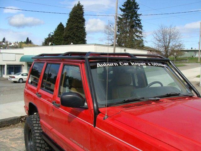 Jeep Xj Hybrid Cage Jeep Xj Jeep Custom Jeep