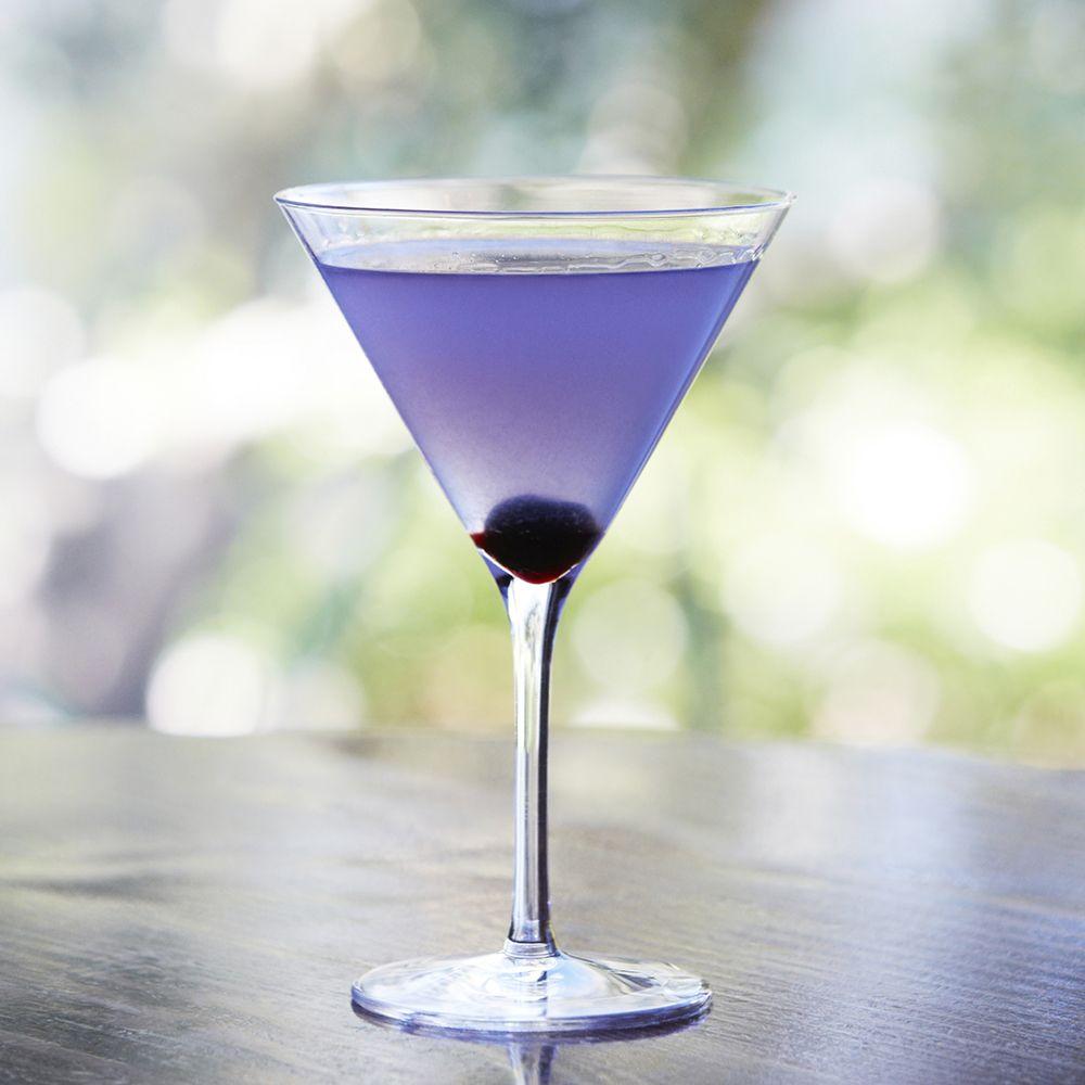Creme De Violette, Cocktail
