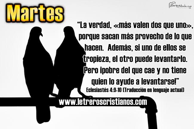 Martes-Eclesiastes-4