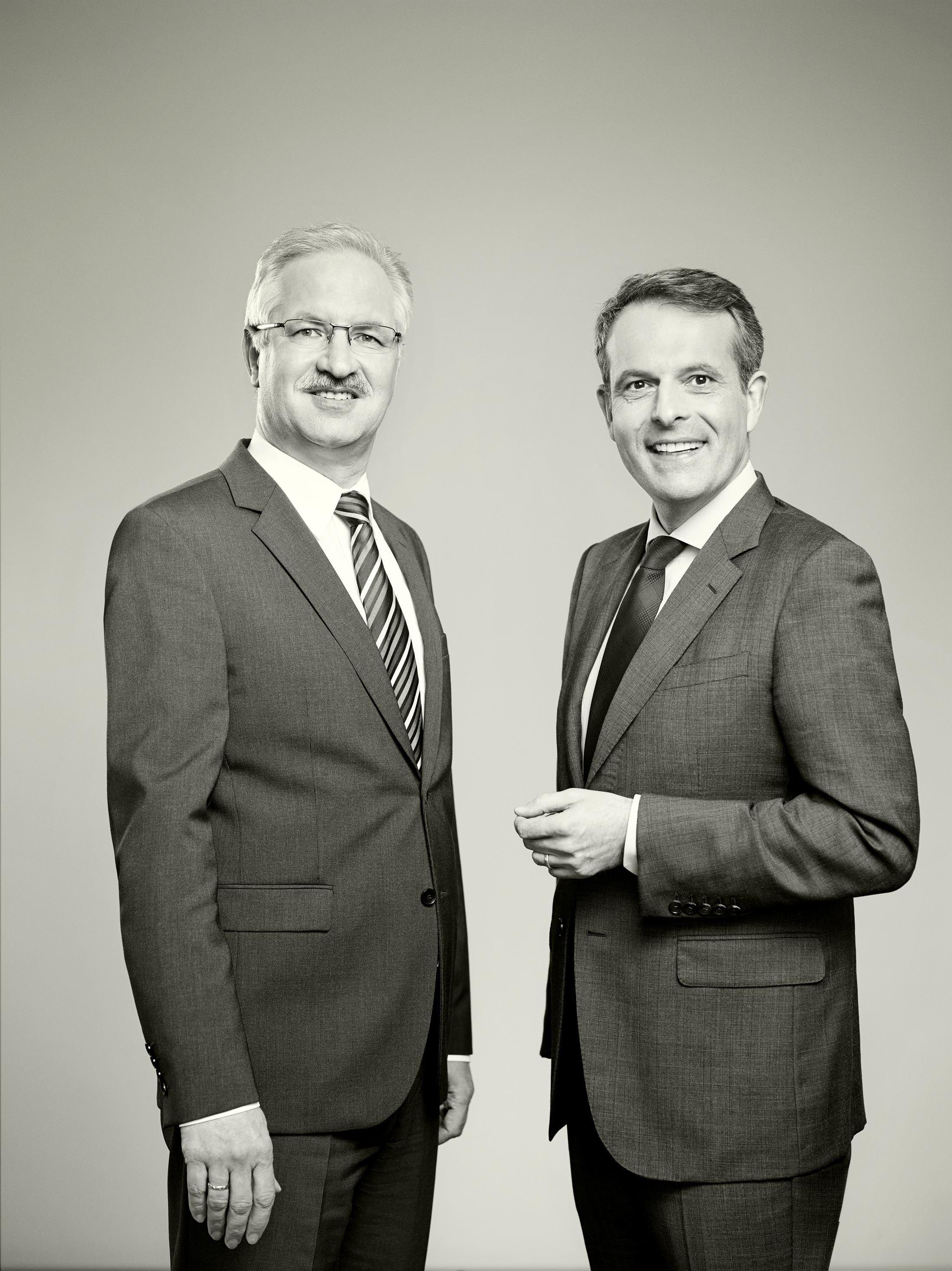 Vorstand der Fürstlich Castell`schen Bank