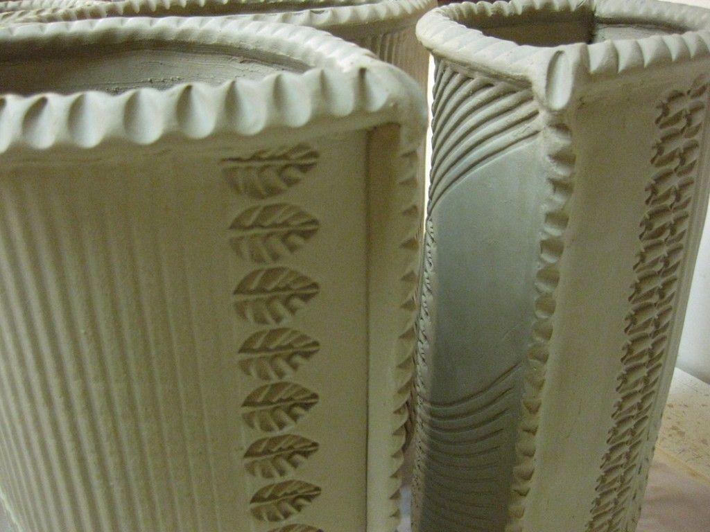 Slab vases 2 ceramics pinterest pottery pottery ideas and slab vases 2 reviewsmspy