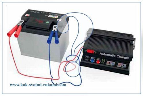 зарядное устройство для аккумулятора какое лучше