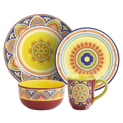 Mexicali Dinnerware pier 1 imports  sc 1 st  Pinterest & Mexicali Dinnerware pier 1 imports | Wish List | Pinterest ...