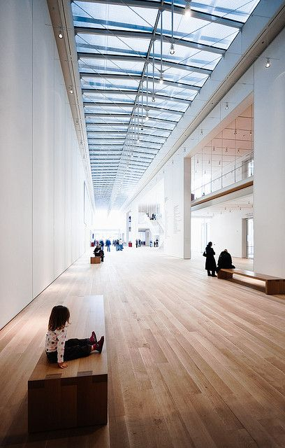 Chicago - Art Institute - Modern Wing - Renzo Piano