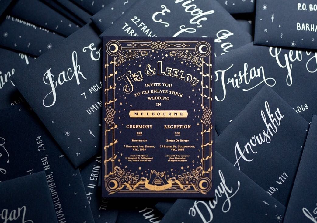 Very Expensive But Great Inspiration For My Wedding Invites