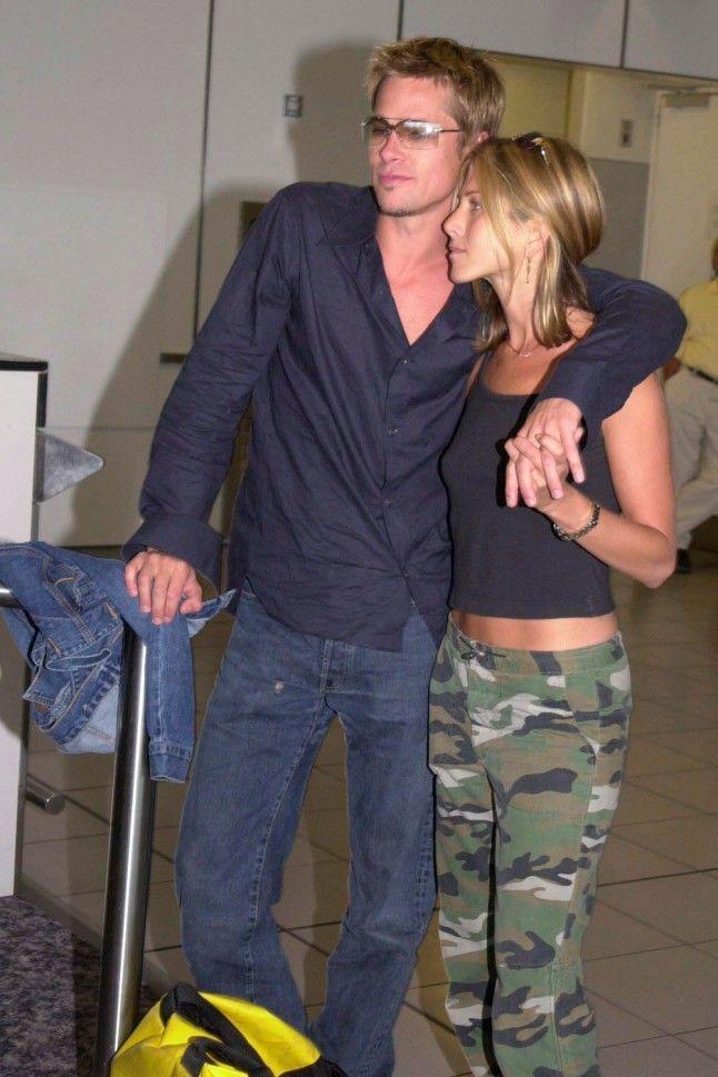 Brad and Jen | Jennifer & Brad | Pinterest | Jennifer ...