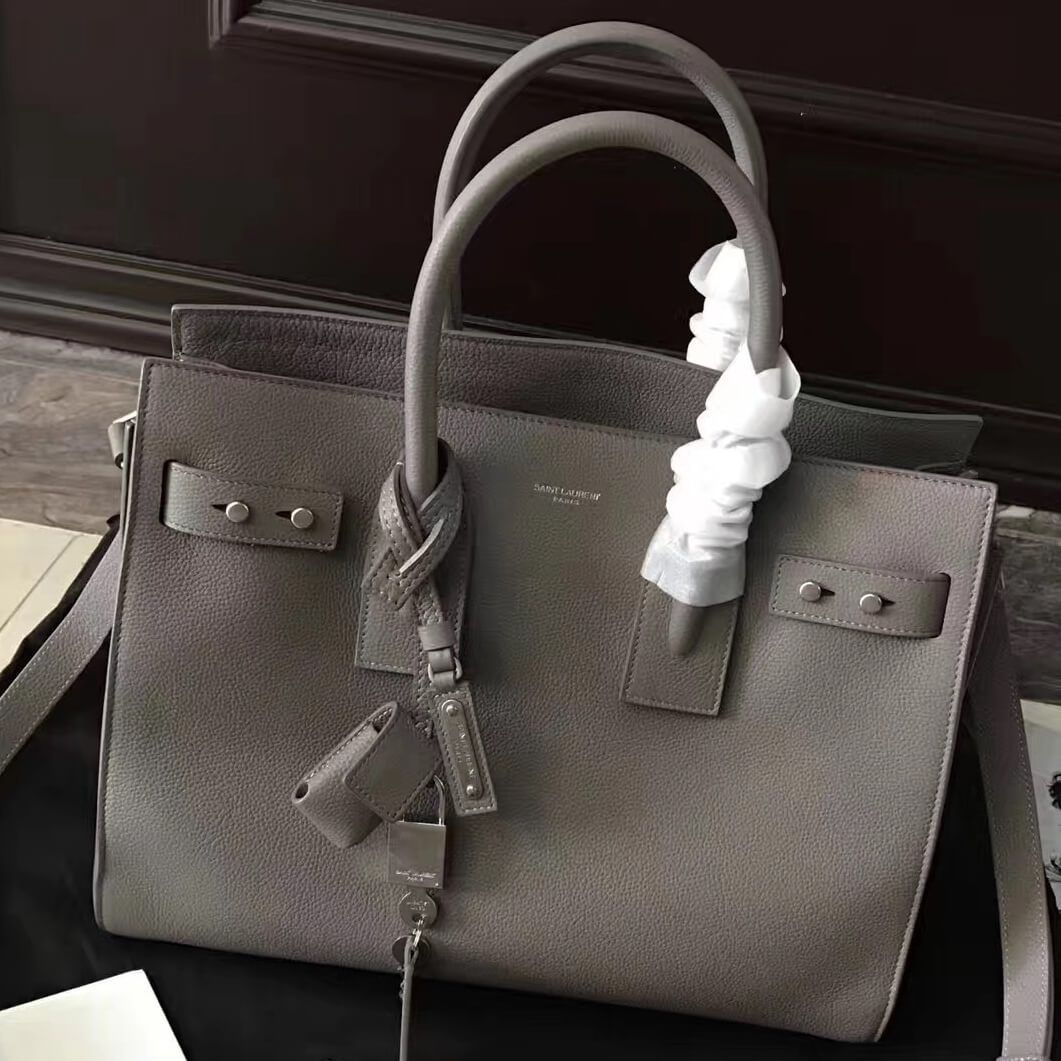 b6d9eeae00a ysl soft souple sac de jour tote bag grey   YSL Souple Sac de jour 2017    Pinterest   Bags, Bags 2017 and Tote Bag
