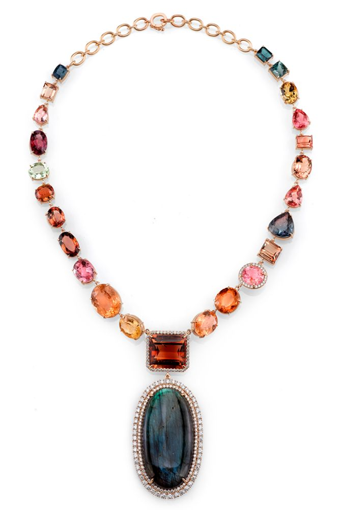 Irene Neuwirth Jewelry One Of A Kind Necklace With