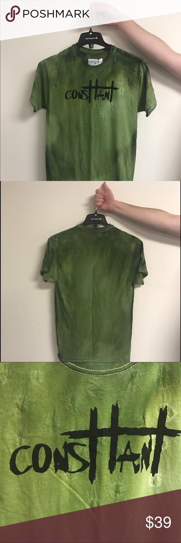 Sold Army Green Custom Made Tye Dye T Shirt Custom Made T Shirts Dye T Shirt Army Green