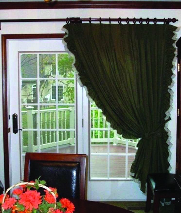 Top Images Of Patio Door Curtains Exclusive On Miraliva