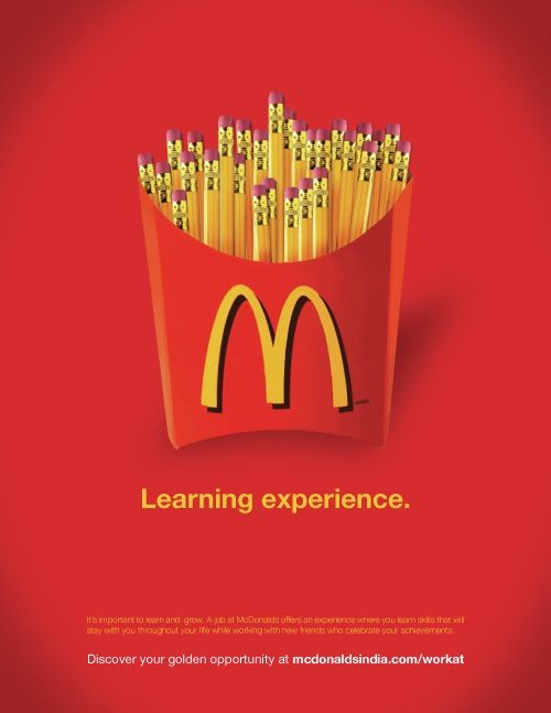 mcdonalds recruting Interested in starting a career at mcdonald's explore corporate and restaurant job openings, and see how to apply.