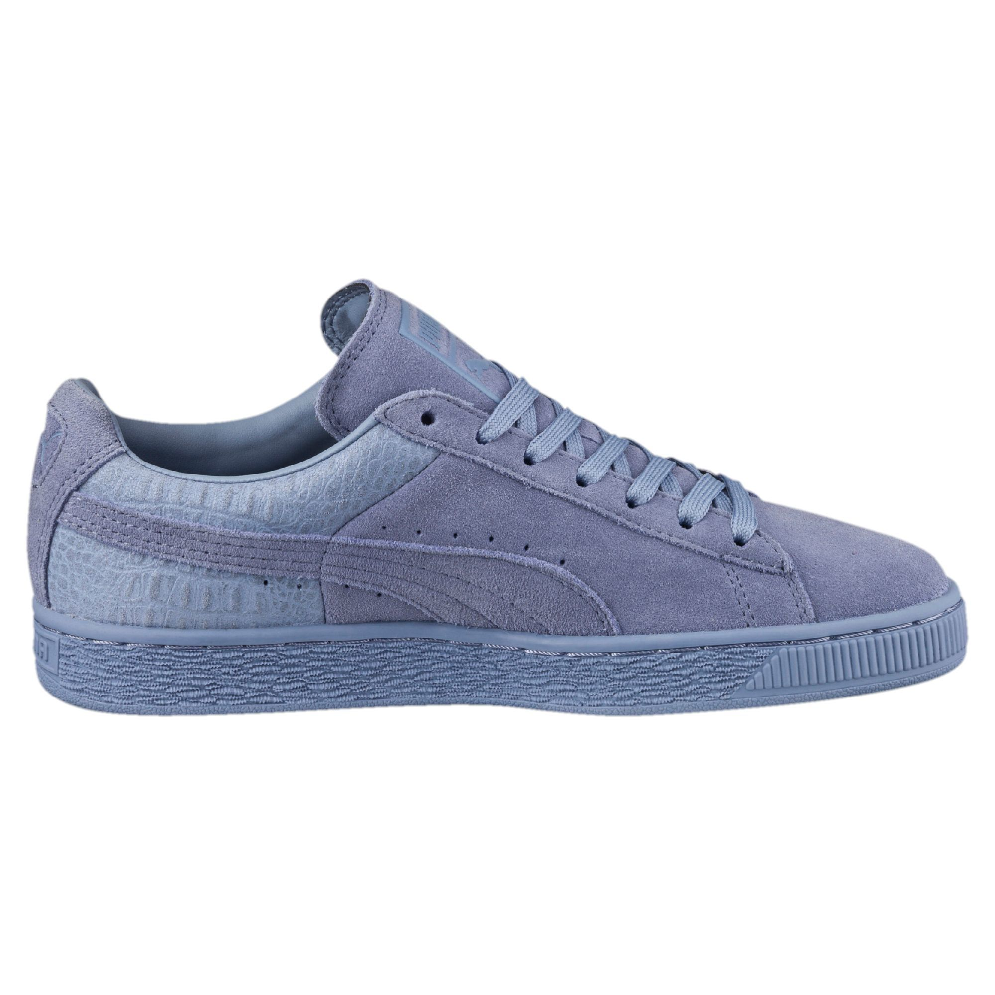 bb3f805f5d1b Puma Suede Classic Emboss Women s Sneakers in Multicolor (Tempest)