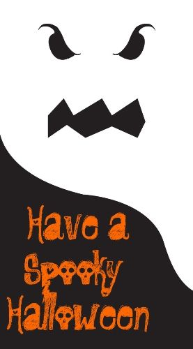 Have A Spooky Halloween!