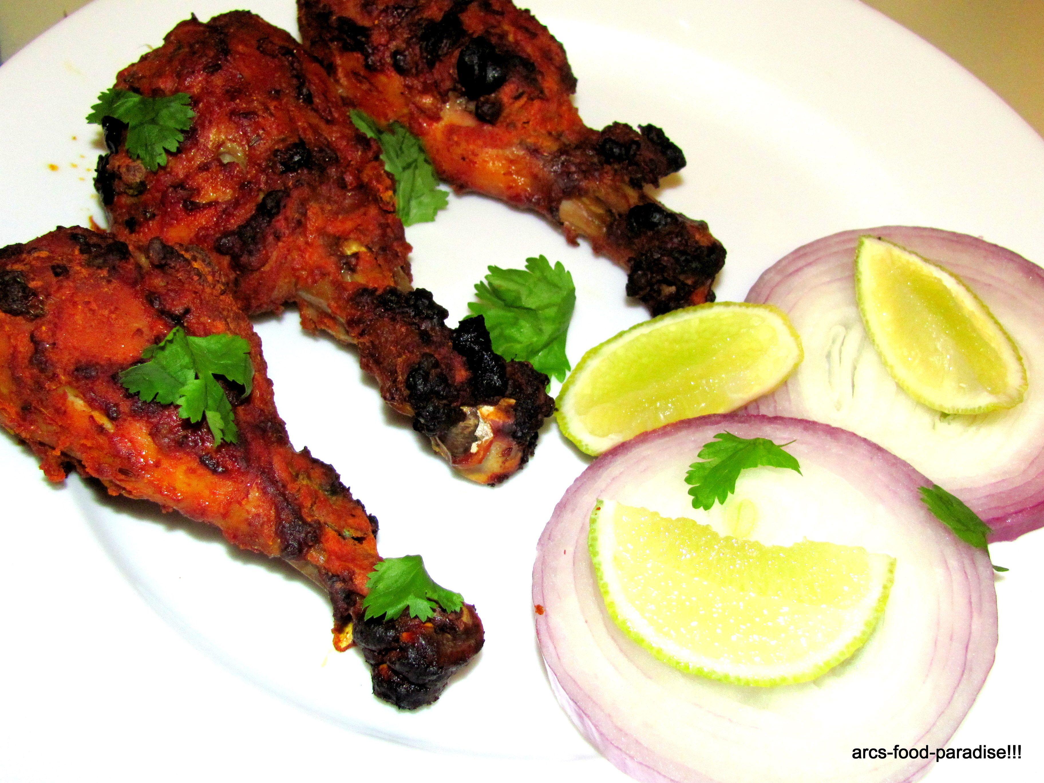 Tandoori chicken without a tandoor food paradise indian tandoori chicken without a tandoor food paradise forumfinder Gallery