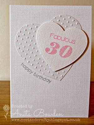 Neet & Crafty: Sparkly Fabulous 30
