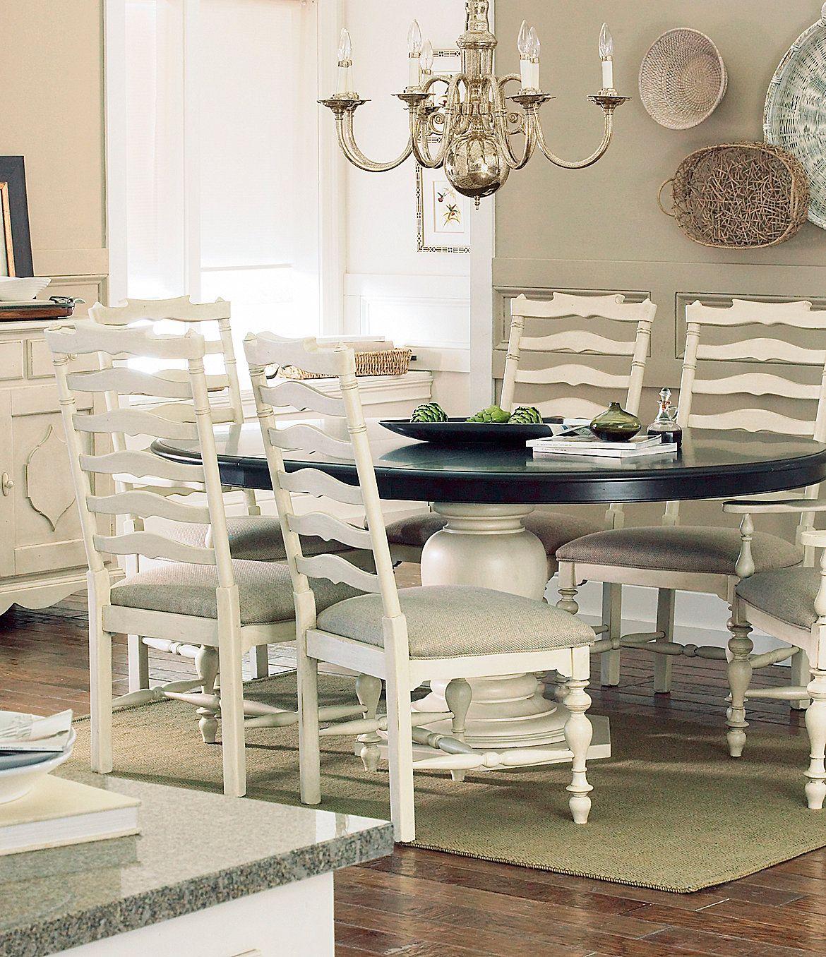 Paula Deen Home 7 Piece Dining Set Dillards Com Dining Table