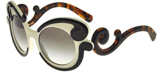 50b4141a3d ... spain buy prada prada minimal baroque spr 23ns sunglasses online see  more prada minimal baroque spr