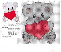 Resultado de imagem para point cross graphics for baby