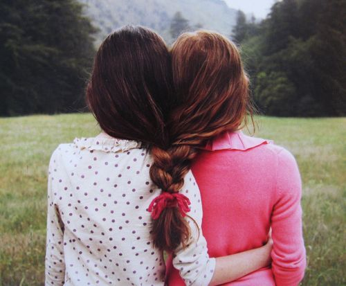 besties @Leanne Causby hair I like Pinterest Friends and