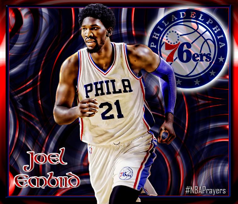 NBA Player Edit - Joel Embiid