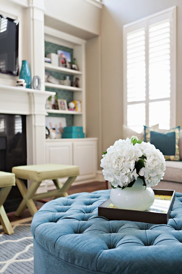 lindo color, lindo banquito House of Turquoise | Home Deco ...