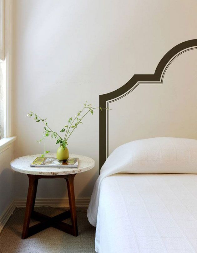30 ideas para hacer cabeceras de cama, baratas y bonitas | Pinterest ...