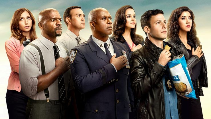 Fox Cancela Brooklyn Nine Nine Na Quinta Temporada Brooklyn